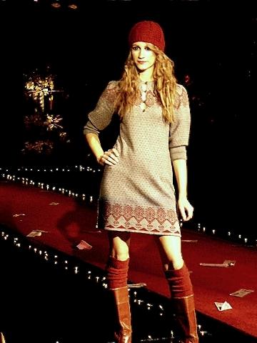 Stewart+Brown Fairisle Dress
