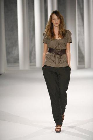 Nicole Bridger Self Pant & Market Blouse